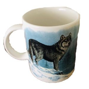 Crossroads San Francisco Wolf Themed Mug